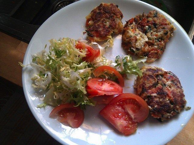 hamburguesas vegetarianas, cultivarsalud