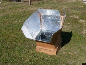 horno-solar
