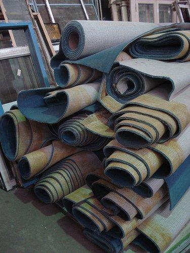 Alfombras c mo reutilizar las que no usamos revista cultivarsalud - Restauracion de alfombras ...