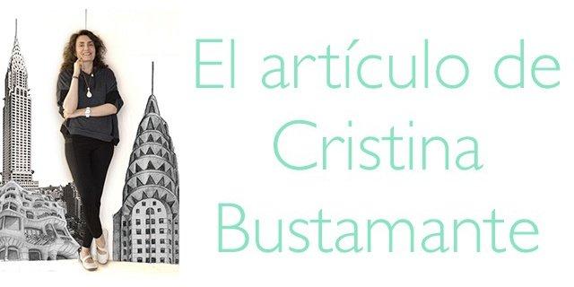 El artículo de Cristina Bustamante