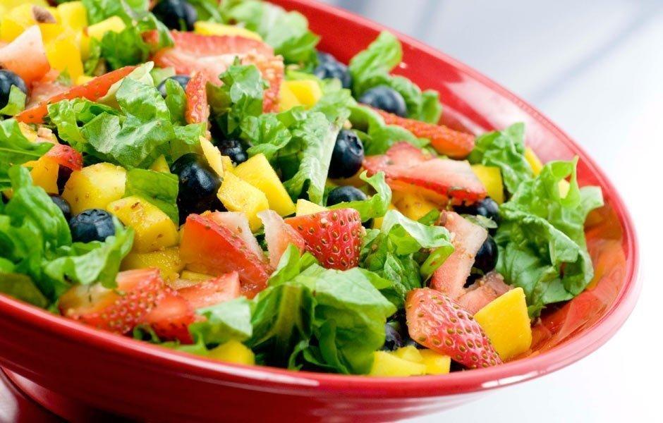 ensaladas de dieta