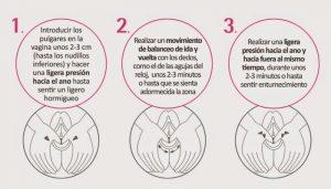 consejos masaje perineal