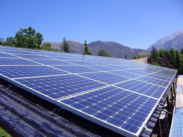 panel solar, cultivarsalud