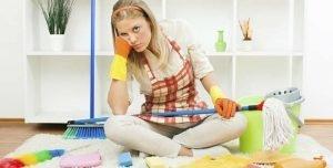 trucos para una buena limpieza del comedor
