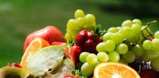 frutas menos calóricas