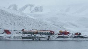 Base Ejercito Tierra Isla Decepción