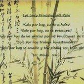 principios del reiki