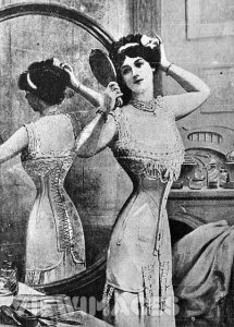 mujer erotismo victoriano