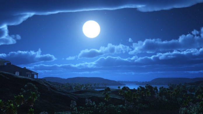 la luna y los cultivos