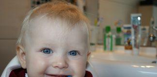 higiene bucodental en la infancia