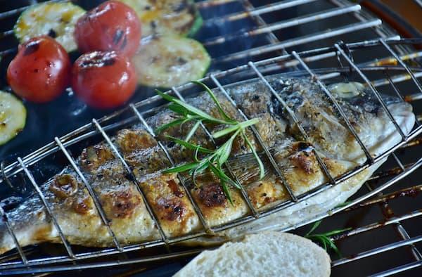 dieta saludable: el pescado