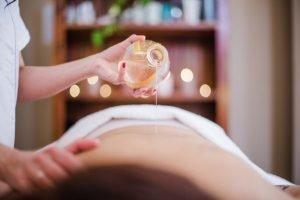 aceite masajes relajantes