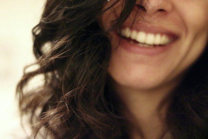 sonrisa perfecta después de Navidad