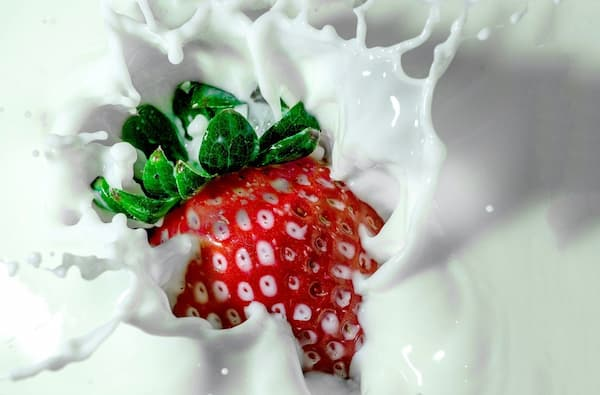 fresas mejor sin pesticidas