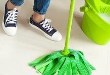Trucos para limpiar tu comedor