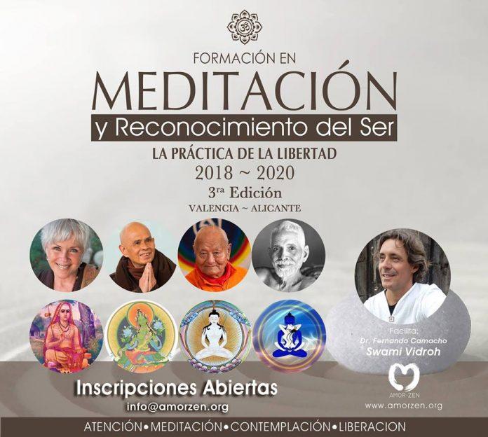 meditación y reconocimiento del ser
