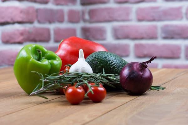 Sustitutos al huevo en una cocina vegana