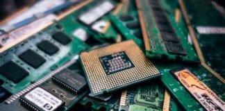 Imágenes de residuos electrónicos