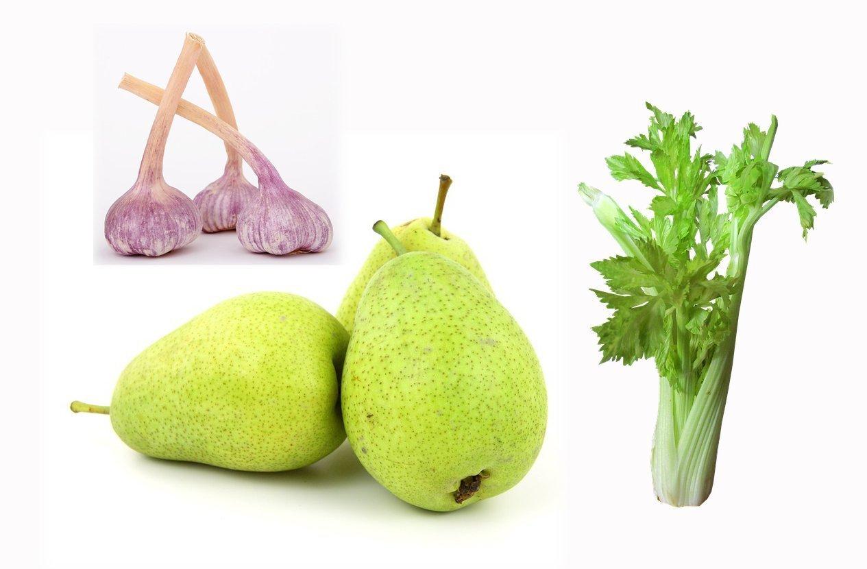Siete alimentos para bajar la presión arterial • Revista..