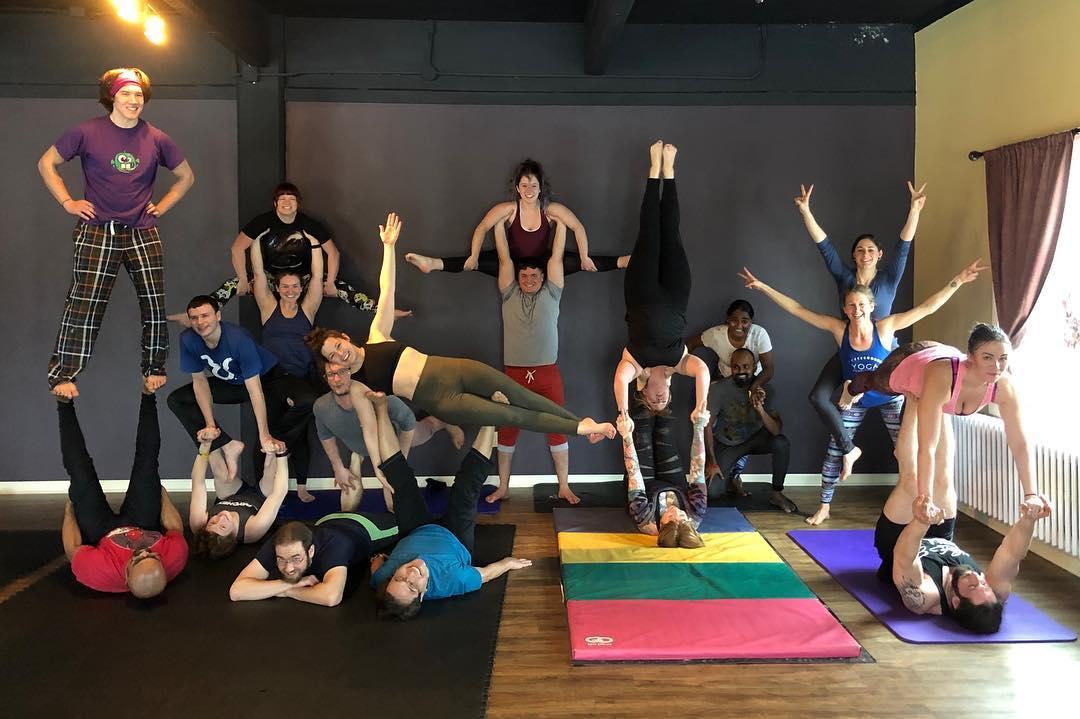 ranking yoga revolution