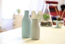 sección de lácteos