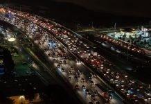 contaminación del tráfico