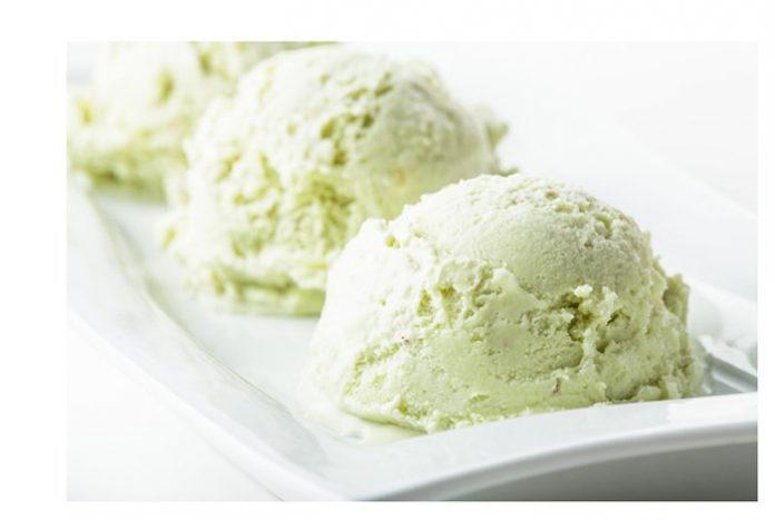 helado rico y saludable
