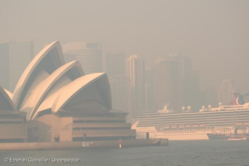 bulos incendios Australia