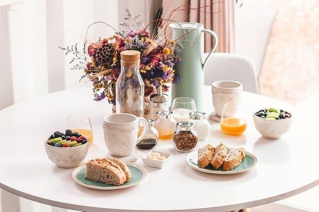 beneficios de desayunar bien