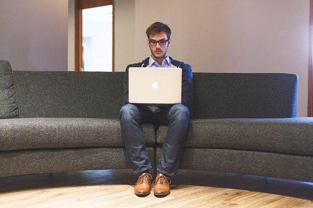 trabajo sedentario