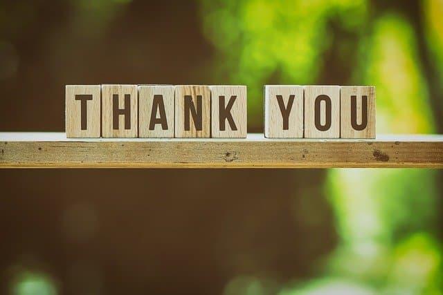cultivar el agradecimiento