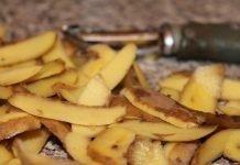 Como hacer detergente con cáscara de patata
