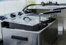 Limpieza de la freidora, 4 soluciones fáciles y seguras