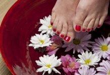 5 exfoliantes de pies para hacer en casa