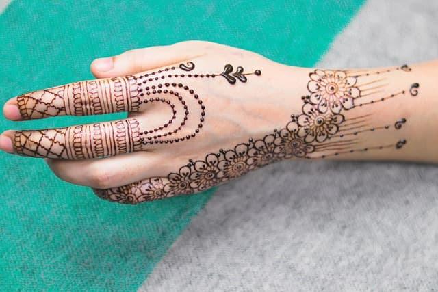5 usos de la henna