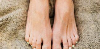 lucir unos pies bonitos