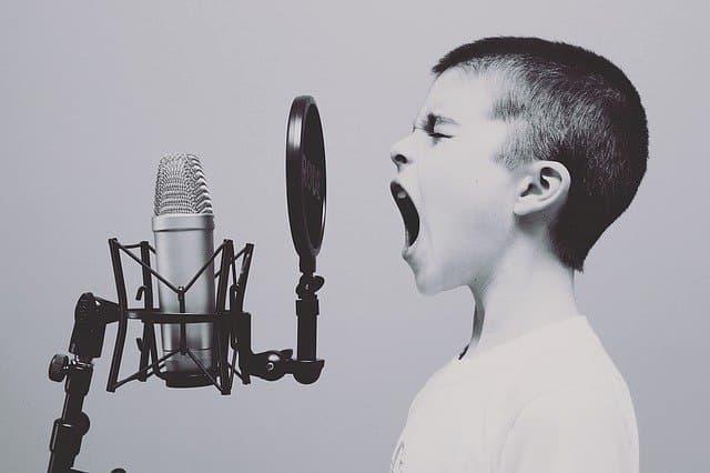 Beneficios del canto